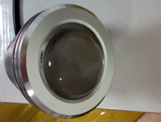 10W_high_power_remote_RGB_LED_underwater_spotlight_with_convex_lens